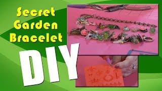 All-Star Designers Spring Series: Secret Garden Bracelet