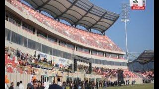 सीएम ने किया प्रदेश के पहले अंतराष्ट्रीय स्टेडियम का उद्घाटन, जल्द मिलेगी रणजी मैचों की मेजबानी