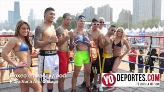 Box Volleywood Beach Bash