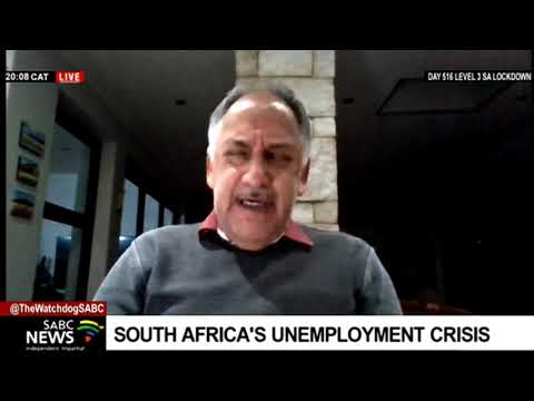 The Watchdog   SA's Unemployment Crisis: 24 August 2021