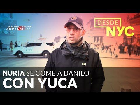 NURIA LE CANTA LA VERDAD A DANILO - #Antinoti 11 De Marzo, 2019