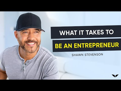 How To Become An Entrepreneur & Start Your Own Podcast | Shawn Stevenson
