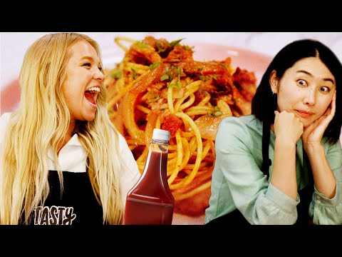 Can Alix Follow A Recipe In Japanese (Again)? •Tasty