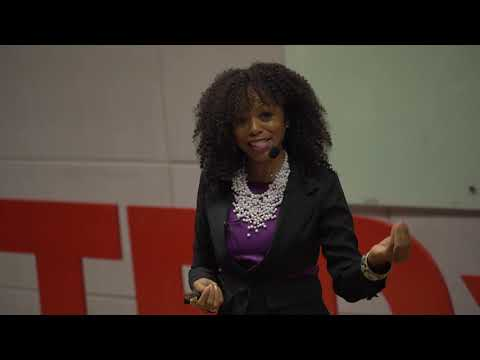 The Power of Leaps, Big and Small  | Dr. Lakeesha K. Ransom | TEDxUPM