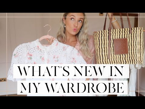 WHAT'S NEW IN MY WARDROBE // August 2020 // Fashion Mumblr AD