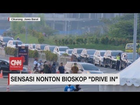 """Sensasi Nonton Bioskop """"Drive In"""""""