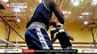 Mauro Guerrero vs. Gerrod M Lark Joliet Luna Boxing 2015
