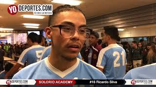 Los Goles del Triunfo de Solorio Academy High School IHSA Champions 2017