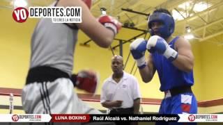 Raul Alcala vs. Nathaniel Rodriguez Luna Boxing 2015