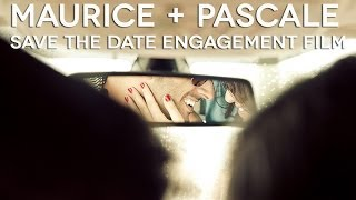 Maurice + Pascale Save the Date