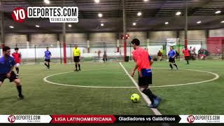 Gladiadores vs. Galácticos Liga Latinoamericana