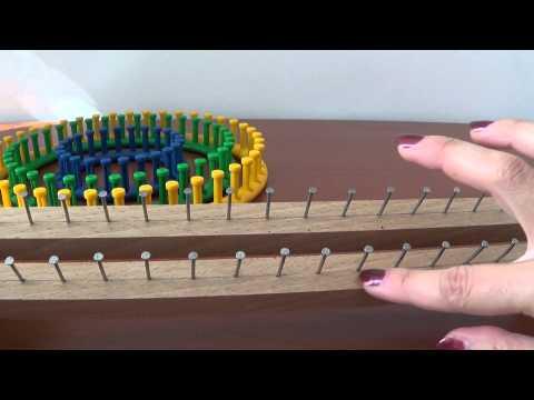 Come realizzare un telaio per uncinetto  Fai da Te Mania