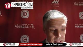 Nelson Rodriguez Chicago Fire