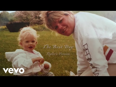 Taylor Swift - The Best Day (Taylor's Version) (Official Music Video)