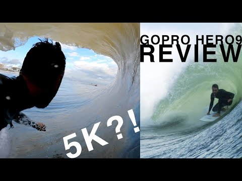 Frantic Hurricane Chase On The East Coast | Stab Staffer Reviews GoPro Hero9