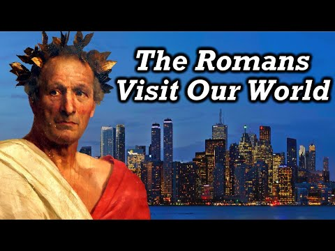 How The Romans Would See Us Today