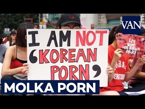 Corea del Sur lucha contra el 'Molka porn', el espionaje sexual