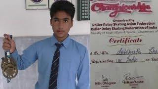 कक्षा 7 के छात्र ने किया उत्तराखंड का नाम रोशन, विदेश में जाकर जीते 3 गोल्ड मेडल
