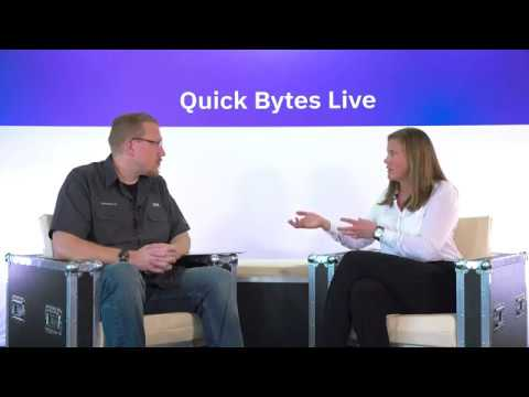 Quick Bytes Live with Harriet Wright of Atkins Global