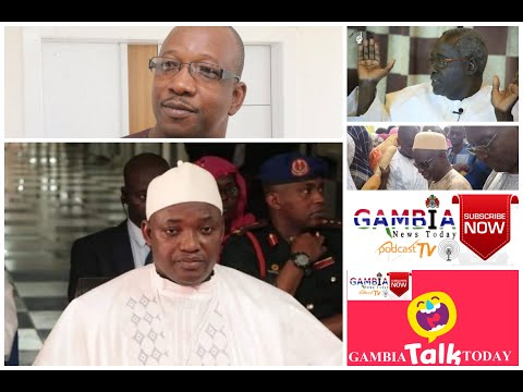 GAMBIA TODAY TALK 21ST JANUARY 2020