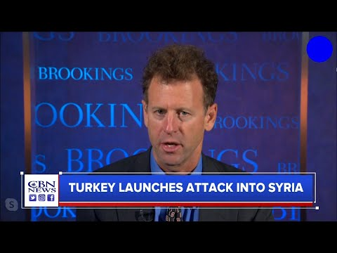 National Security Expert Talks About Trump's Syrian Decision