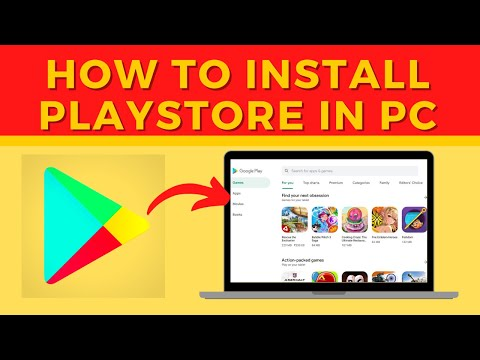 Download Play Store Apps on PC   How To Install Google PlayStore in Windows Laptop or PC 2020