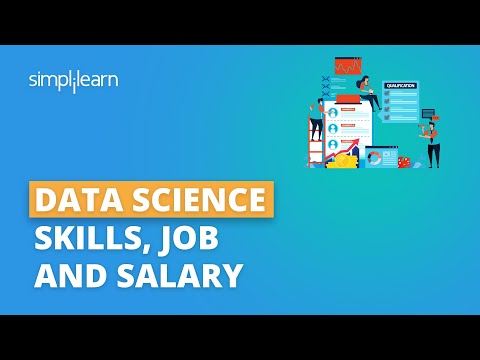 Data Science Jobs, Skills and Salary | Data Science Career | Data Science Training | Simplilearn