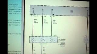 bmw x5 e53 lcm wiring diagram 2002 jetta 1 8t radio lamp control module troubleshooting power and ground youtube