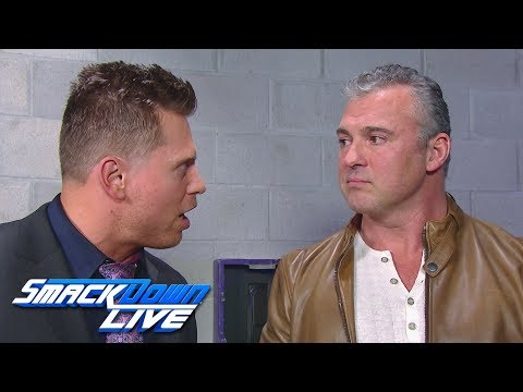 Are Shane McMahon & The Miz ready to face The Bar?: SmackDown LIVE, Jan. 8, 2019