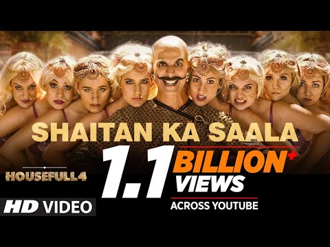 Shaitan Ka Saala Song Lyrics Housefull 4 2019