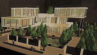 Roblox Bloxburg 50k House Tutorial!!