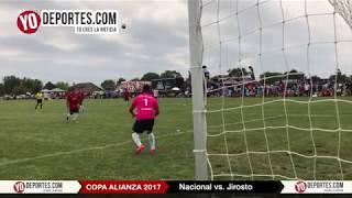Nacional vs. Jirosto Copa Alianza Chicago 2017