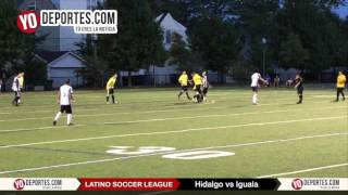Hidalgo vs. Iguala Latino Soccer League