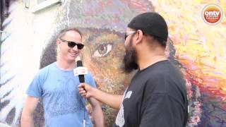 James Cochran aka Jimmy C talks street art