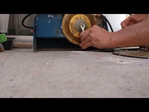 workforce ctc550 tile saw parts jobs