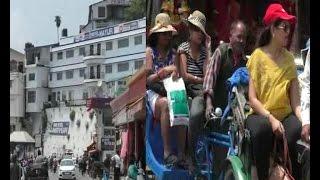 Mussoorie: शहर में पर्यटकों की जेब पर डाका डालने का काम शुरु- देखिये देवभूमि न्यूज़ की खास रिपोर्ट