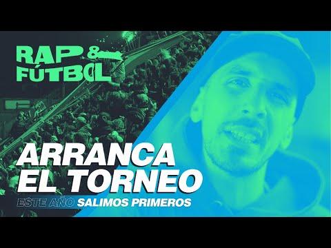 Fútbol & Rap: Arranca el torneo