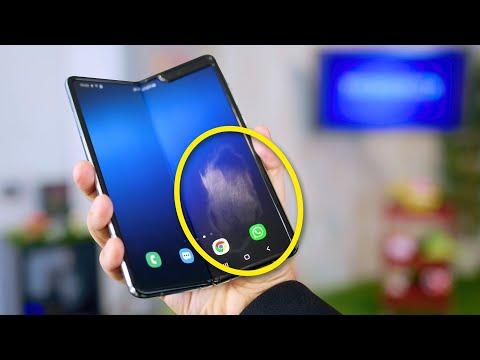 ESTO ES HORRIBLE!!!!!!! Nuevo Fallo del Samsung Flexible