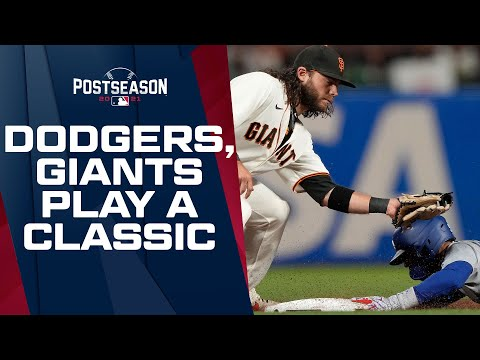 Best Division Series Ever?? Dodgers, Giants go 5 games in unforgettable series