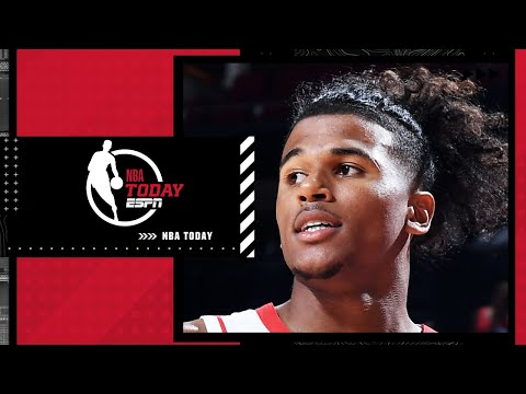Who has been the most impressive NBA rookie so far?   NBA Today