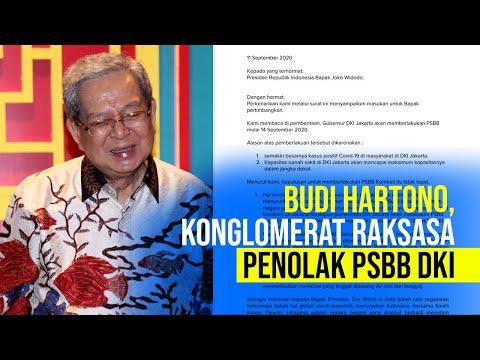 Budi Hartono, Konglomerat Raksasa Penolak PSBB DKI
