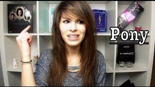 Neuer Haarschnitt Pony YouTube