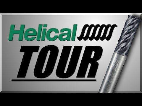 Helical Solutions Factory Tour!