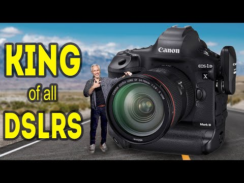 Canon 1DX III is a BIG deal (vs Sony a9)