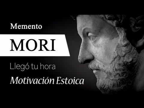 MEMENTO MORI (Motivación Estoica para AFRONTAR la MUERTE) - Marco Aurelio, Séneca y Epicuro
