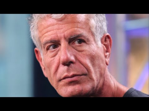The Tragic Truth About Anthony Bourdain