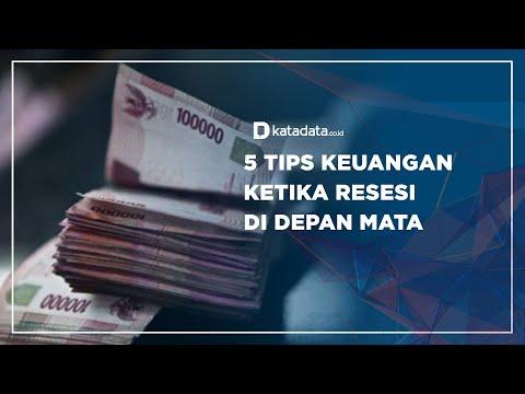 5 Tips Keuangan Ketika Resesi di Depan Mata | Katadata Indonesia