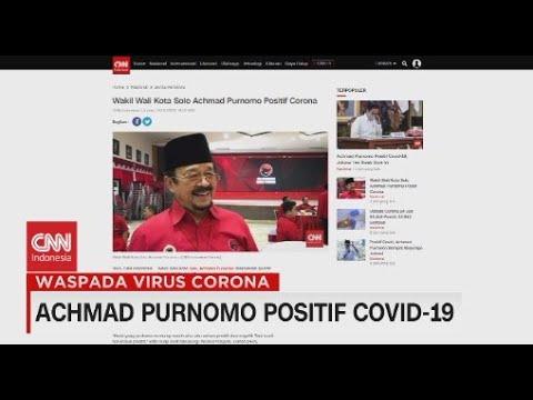 Wawalkot Solo Positif Covid Usai Bertemu Presiden