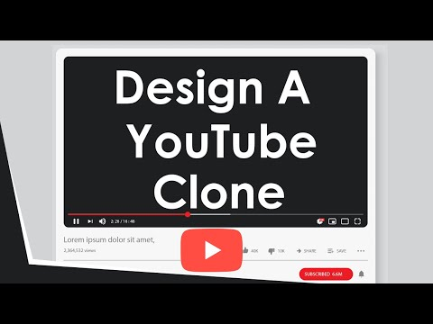 How To Design A YouTube Clone With HTML/CSS