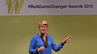 Clare Balding on women's sport